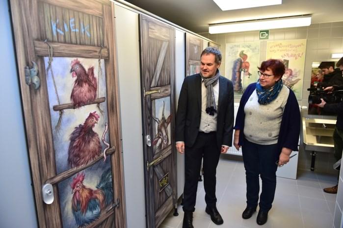 Tivolipark opent tien biologische toiletten
