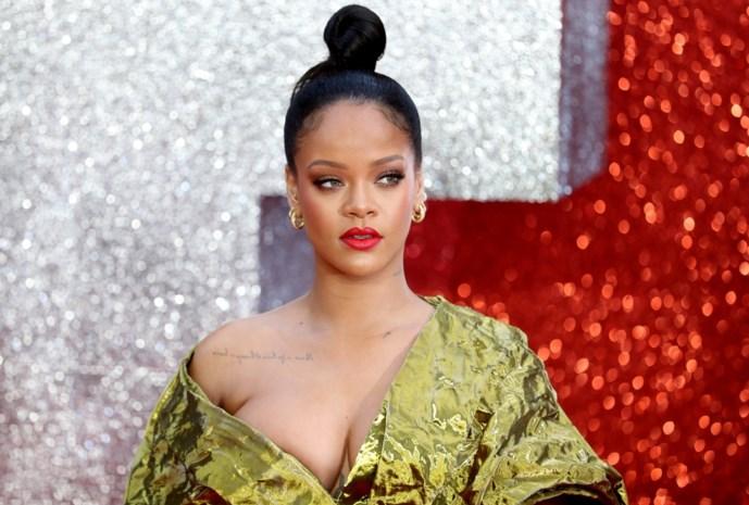"""""""Rihanna richt eigen modehuis op"""""""