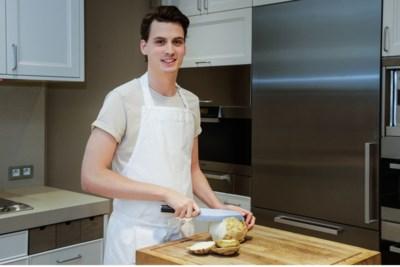 """Jonge chef (25) bouwt na avontuur in sterrenzaken aan eigen restaurant in Kapellen: """"Geen muur tussen klant en keuken, letterlijk en figuurlijk"""""""