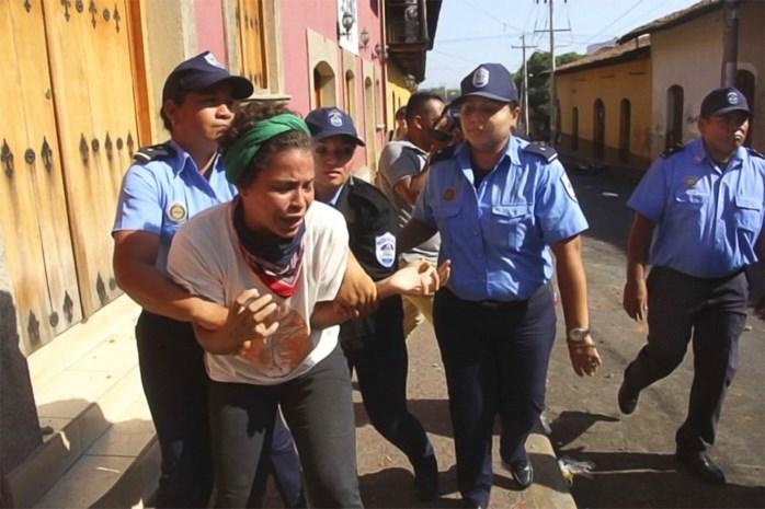 Kardinaal eist vrijlating van Belgisch-Nicaraguaanse studente