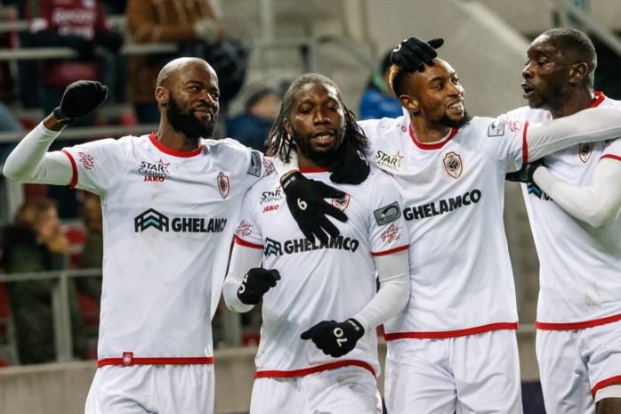Spelersbeoordeling Antwerp: duo Refaelov-Mbokani slaat weer toe, net geen tiende clean sheet voor Bolat