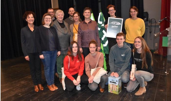 LAB school krijgt Groene Pluim Klein-Brabant