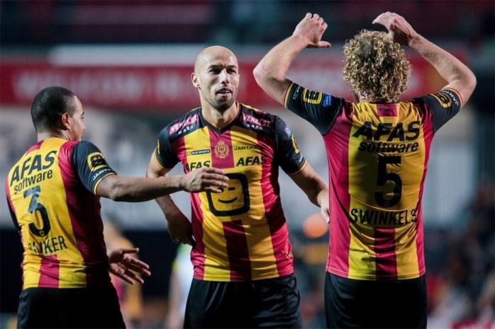 KV Mechelen neemt afscheid van Edin Cocalic