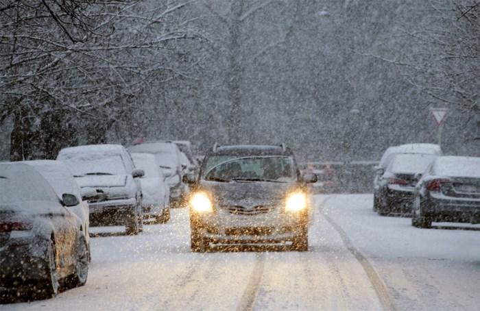 Winterse week in het verschiet: tot -12 graden én sneeuw op dinsdag