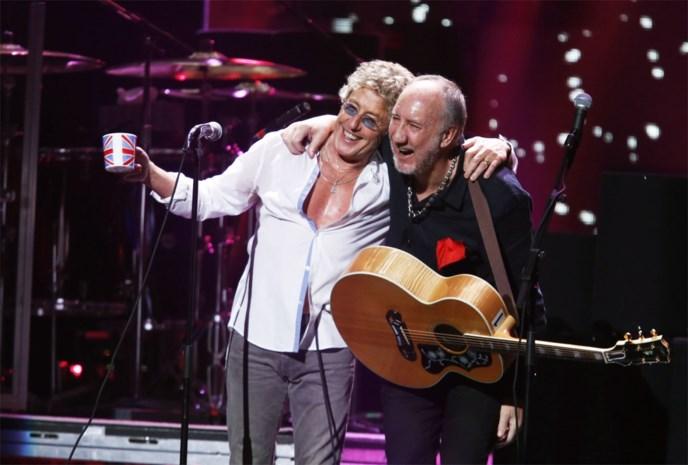 """The Who plant tournee en nieuw album: """"We zijn oude knarren, alleen de muziek rest"""""""