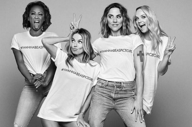 T-shirts van Spice Girls worden gemaakt door onderbetaalde arbeiders
