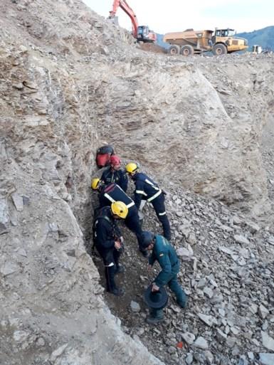 Bevrijding kleine Julen (2): mijnwerkers kunnen dinsdag starten aan bouw horizontale tunnel