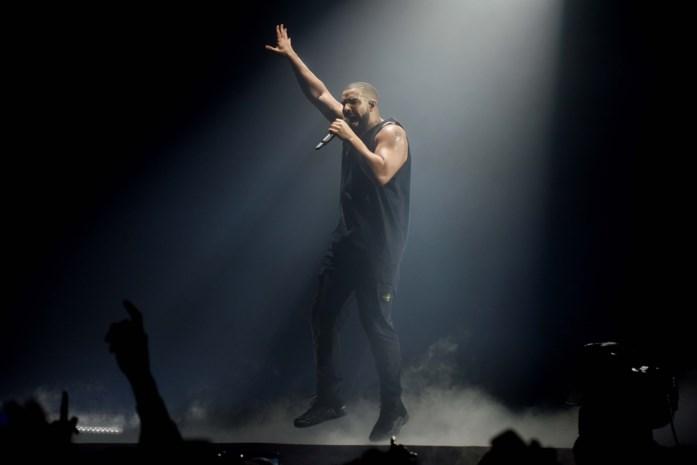 Drake komt in april (twee keer!) naar het Sportpaleis