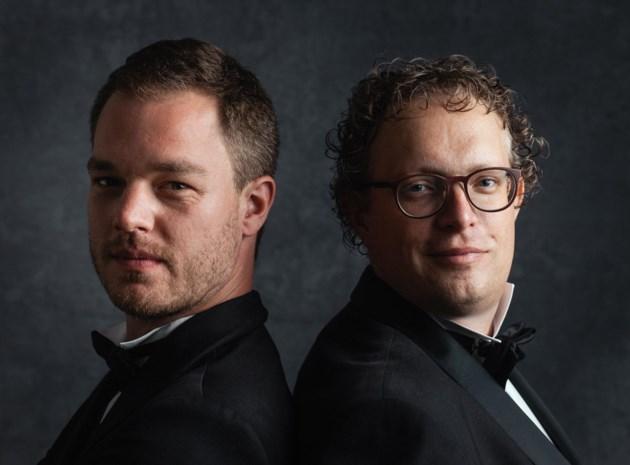 Duo neemt als eerste op met uitzonderlijke piano