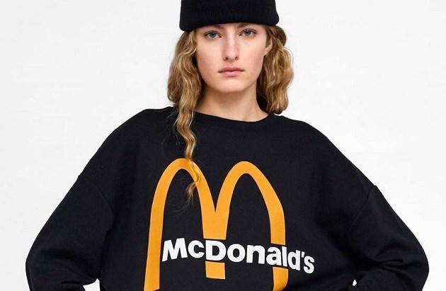 Zara doet het met McDonald's