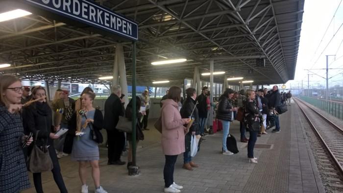 """Treinverbinding Antwerpen-Brussel was in 2018 nog minder stipt: """"Dramatisch voor overstappers"""""""
