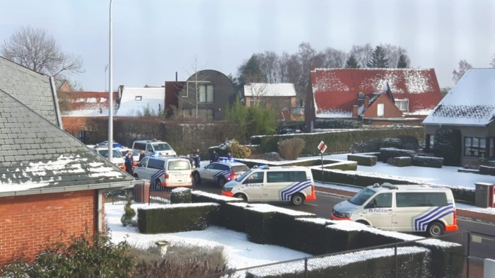 Drie verdachten van inbraak opgepakt na achtervolging van Brecht tot Hoogstraten