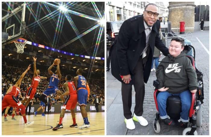 """Senne (14) beleeft basketbaldroom: """"Tranen in de ogen toen ik in de arena kwam"""""""