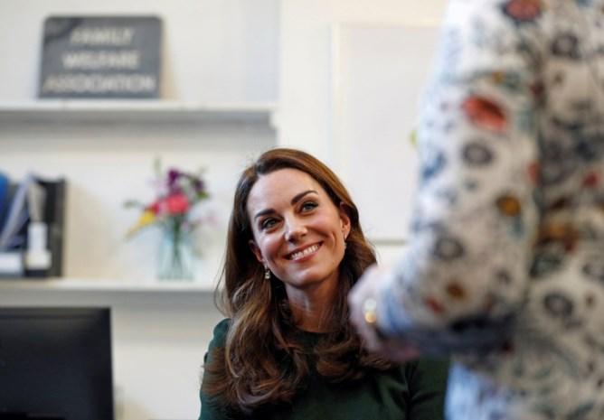 """Kate Middleton over het moederschap: """"Het is een uitdaging en ik krijg dan nog hulp"""""""