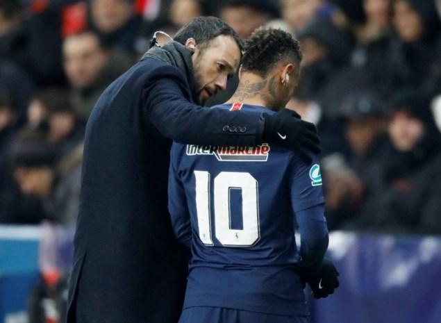 PSG wacht bang af: wordt het opnieuw niets in Champions League door blessure van Neymar?