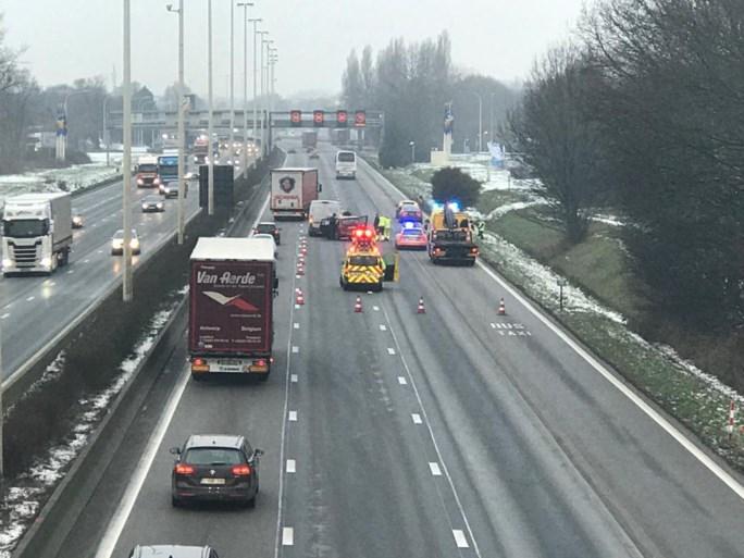 Ongeval op E313 in Ranst zorgt voor moeizame ochtendspits richting Antwerpen