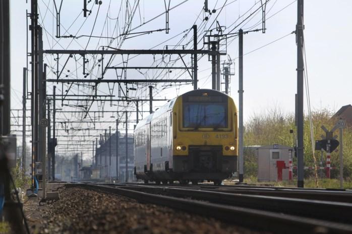 Opnieuw treinen tussen Mol en Herentals na aanrijding met goederentrein