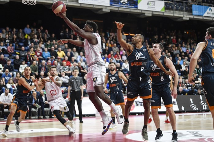Telenet Giants Antwerp opent poort van finale Beker van België