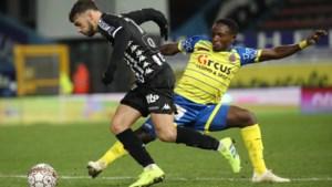 HERBELEEF. Waasland-Beveren geeft dubbele voorsprong uit handen tegen Charleroi