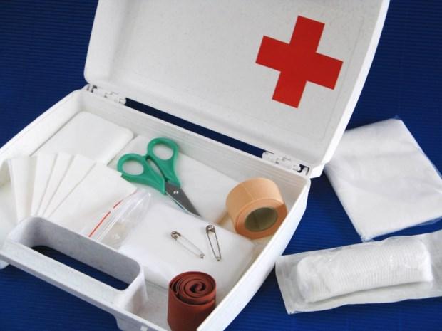 Steriele verbanden, sondes en andere medische hulpmiddelen ook te koop in winkels