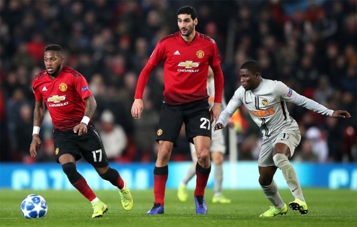 """Pech voor Manchester United: topclub kan enkele weken niet rekenen op """"X-factor"""" Marouane Fellaini"""