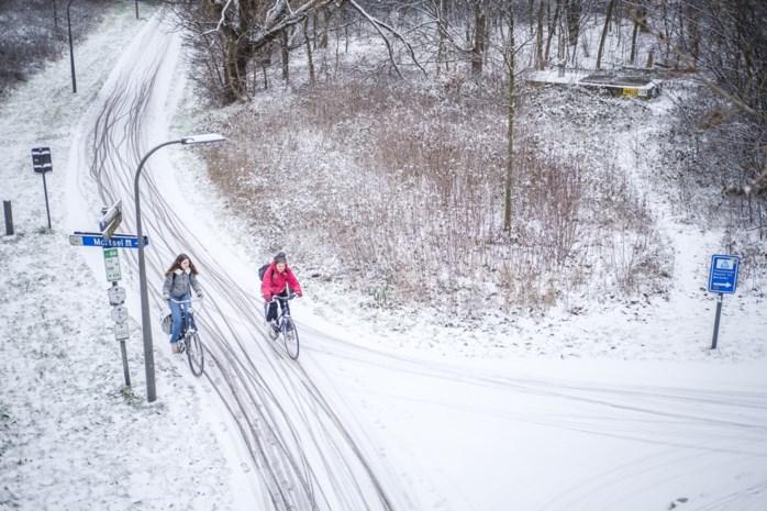 In meeste regio's tot 15 cm sneeuw verwacht, code oranje in enkele provincies