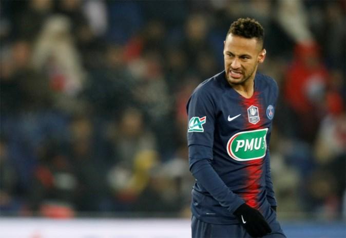 Matz Sels kan PSG niet van bekerzege houden, Neymar valt geblesseerd uit