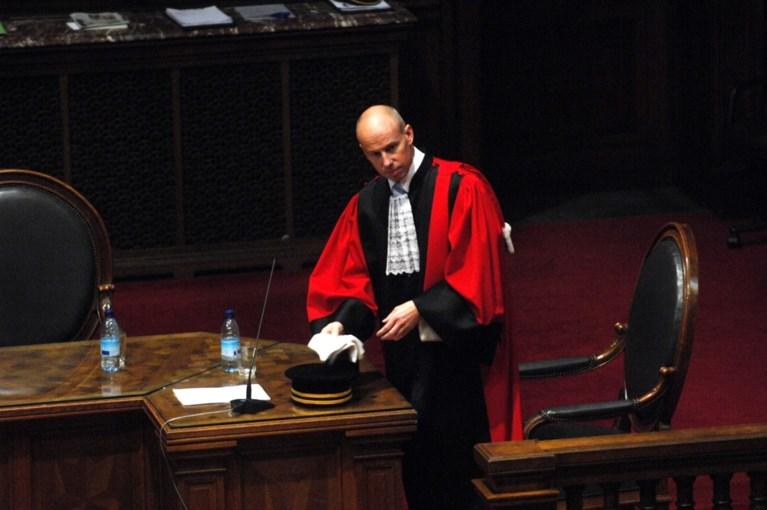 Franky De Keyzer (50) nieuwe procureur des Konings van Antwerpen
