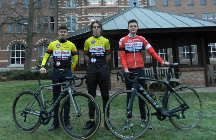 Jonge wielrenners vinden Cycling@school ideaal om te trainen