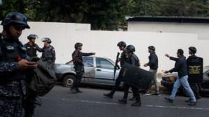 Franse journalisten opgepakt in Venezuela