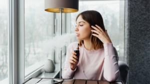 Met e-sigaret dubbel zoveel kans om te stoppen met roken dan met pleisters of kauwgom