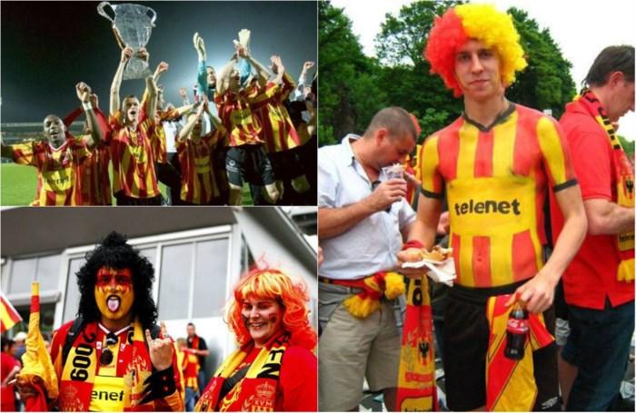 #10yearschallenge: KV Mechelen voor het eerst in tien jaar in bekerfinale