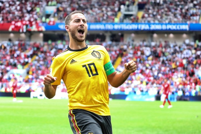 """Eden Hazard opnieuw verkozen tot """"Devil of the Year"""""""