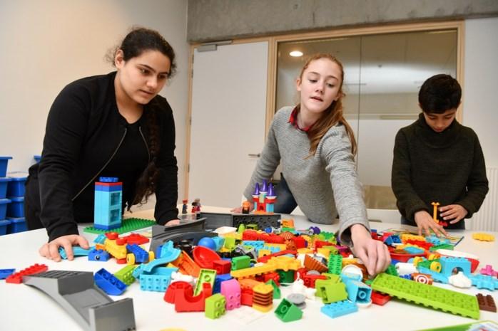Lego opent studio in basisschool Het Laerhof