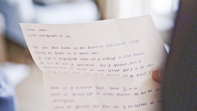 Annelies uit 'Blind Getrouwd' droomde van Hugo maar krijgt Joris