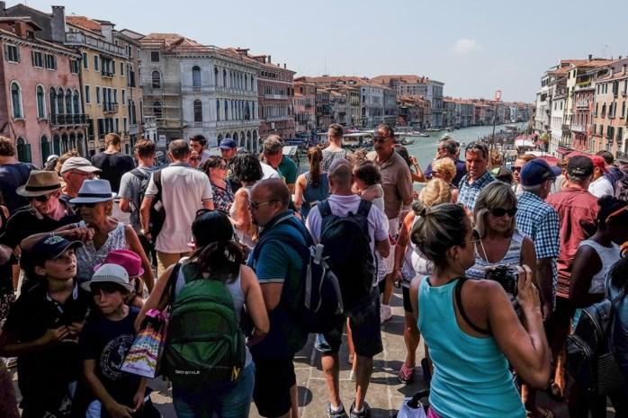 Vanaf mei entreegeld voor dagjestoeristen in Venetië