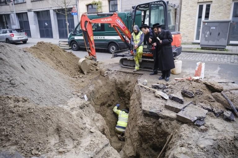 Bankroof Belgiëlei: zo zag de tunnel er vanbinnen uit