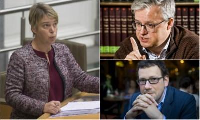 """Politicologen: """"Als er in mei geen verkiezingen waren, had Schauvliege nu haar ontslag gekregen"""""""