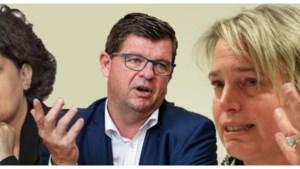 Schauvliege is derde minister die opstapt uit regering Bourgeois I