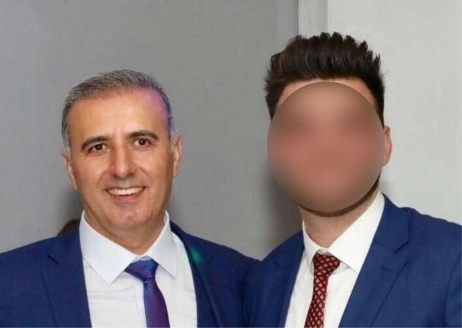 Vader en zoon Kucam waren samen in Beiroet om Syrische christenen te begeleiden