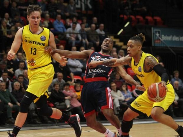 Oostende treft Groningen in achtste finales van FIBA Europe Cup