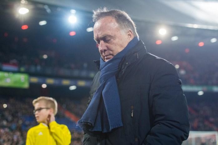 Dick Advocaat verlaat FC Utrecht op het einde van het seizoen
