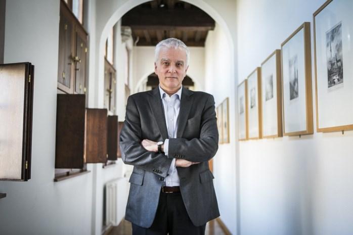 """Rector Van Goethem schrijft boek over Jodenrazzia's in Antwerpen: """"In de Jodenwijk werden vooral 'zwarte' agenten tewerkgesteld"""""""