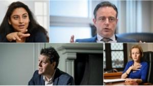INTERVIEWS. Burgemeester De Wever en zijn schepenen over hun bevoegdheden en ambities