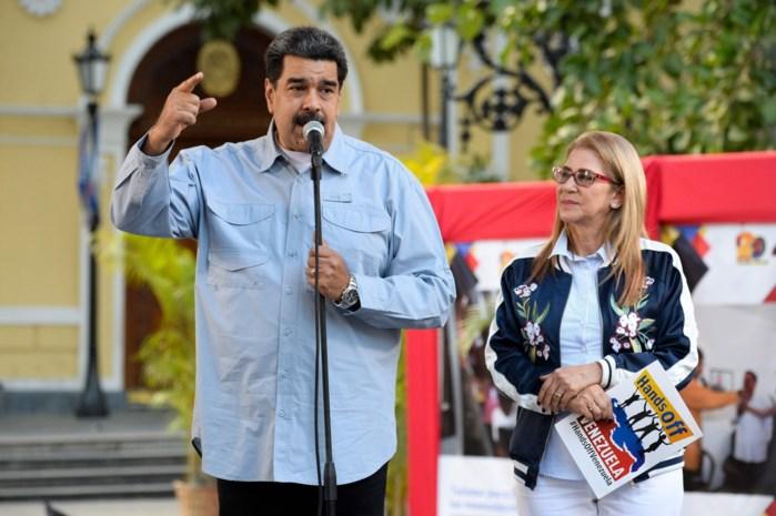 VS willen dat president Maduro Venezuela verlaat