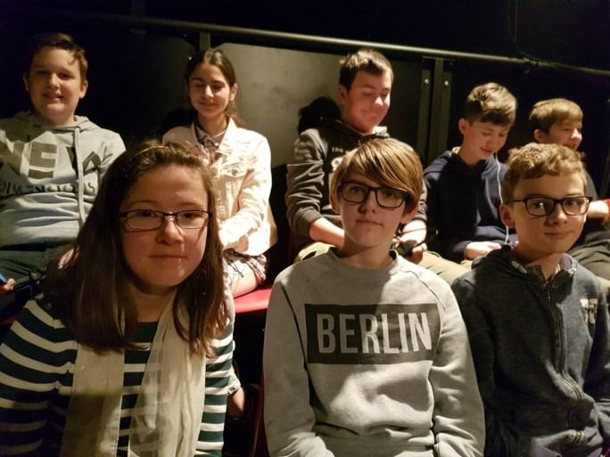 Meer dan 500 leerlingen van MS Den Brandt genieten van '40-45'