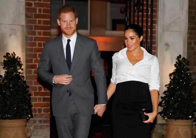 Hoogzwangere Meghan en prins Harry gaan nog op reis naar Marokko, weken voor uitgerekende datum