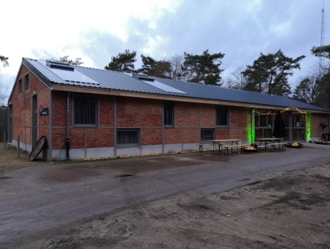 Vijf nieuwe bouwprojecten in natuurdomein De Hoge Rielen