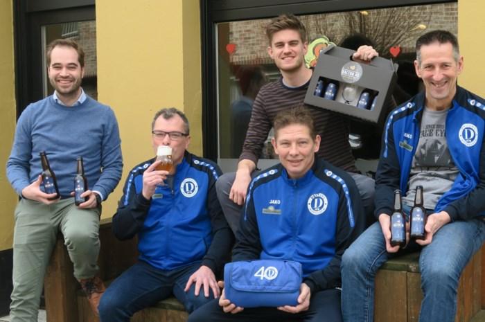 Voetbalclub spoelt kwakkelseizoen door met eigen bier