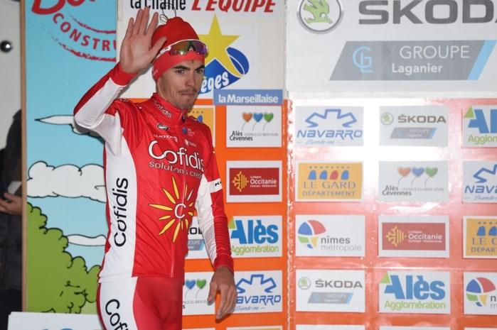 Fransman Christophe Laporte stelt met winst in tijdrit de eindzege in Ster van Bessèges veilig